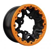 12˝ Maverick Beadlock (Orange Crush) - Traxter, Traxter MAX