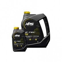 2T E-TEC Synthetic Oil (1 US gal. (3.785 L)