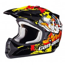 CAN-AM JR X-1 GRAFFITI  HELMET M/M