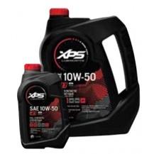 4T 10W - 50 Synthetic Oil - 3.785 L