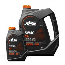 4T 5W-40 Synthetic Blend Oil (1 quart (0.946 L))