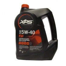 4T 5W-40 Synthetic Blend Oil (1 US gal. (3.785 L))