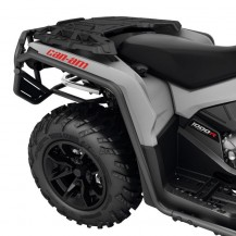 BODY SIDE PROTECTOR G2L with XT bumpers