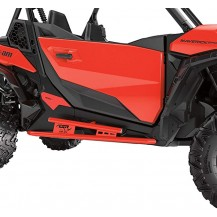 ROCK SLIDERS KIT - RED CAN-AM