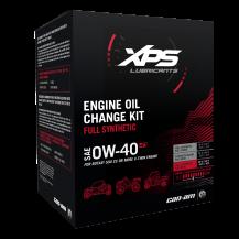 CAN-AM OIL CHANGE KIT 0W40 500 CC +