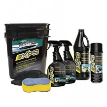 Boat and Watercraft Cleaning and Detailing Kit