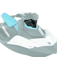 BRP Audio-Portable System Support Base - Sea-Doo SPARK (2014 and up)