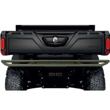 Dragonfire Rear Bumper (Black) - Traxter, Traxter MAX