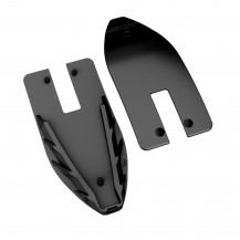 DS-3 Ski Tip Kit (black) - Fits vehicles with DS-3 skis