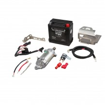 Electric Starter Kit - REV-XP, XM, XS 600 E-TEC (2009 and up), 800R, 800R E-TEC