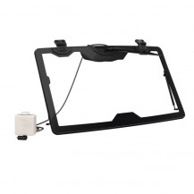 Flip Glass Windshield with Wiper and Washer Kit - Traxter MAX, Traxter