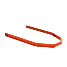 Front Bumper (lava red)