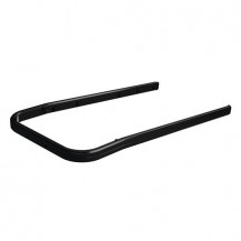 Hitch Rear Bumper (black) - 154""