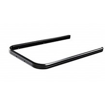 Hitch Rear Bumper (black) - 137""