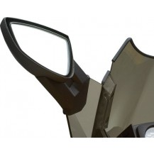 Mirror Kits - REV-XM, XS, XP, XR, XU  (with medium and higher windshield side deflectors)