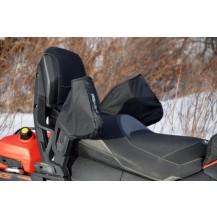 1+1 Passenger Muffs - Fits seat with handles only