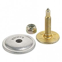 "Phantom Sharp Studs & Support Plates by Woody´s (5/16 - 1.325"" Pack of 500) - REV Gen4, XS, XP, XR"