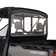 Rear Glass Window with Sliding Panel - Traxter MAX, Traxter