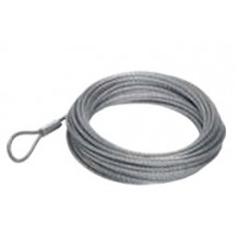 Replacement Wire Rope - with Warn Winch