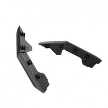 Rear Footrest (black) - REV Gen4 Summit SP
