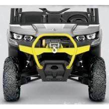 S3 Front Winch Bumper (Sunburst Yellow) - Traxter, Traxter MAX