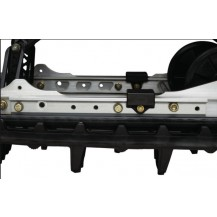 "SUMMIT RAIL REINFORCEMENT - 146"" TO 165"" WITH TMOTION AND CMOTION REAR SUSPENSIONS"