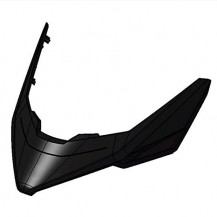 Windshield Support (black) - REV Gen4 For medium and higher windshields