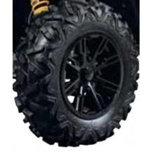 """XT 14˝ Rim (Front - 14"""" x 7""""  offset = 41 mm) Black - Traxter, Traxter MAX"""