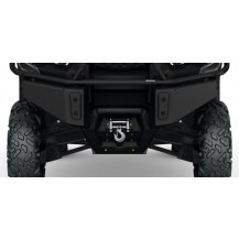 Xtreme Front Bumper Plates - Traxter, Traxter MAX