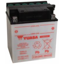 Yuasa Batteries - 30 amps, Dry (YB30CL-B)