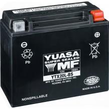YUASA† Batteries - 14 Amps. (Dry (Y50N18L-A))